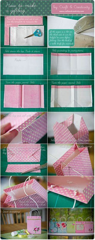 Wrapping Paper Folding Techniques - 25 best ideas about paper bags on diy paper