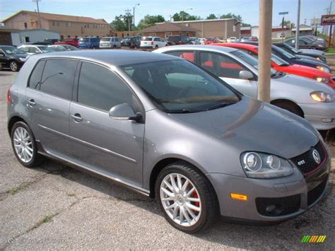 picture of 2007 volkswagen gti 4 door 2007 united grey metallic volkswagen gti 4 door 14988849 gtcarlot com car color galleries