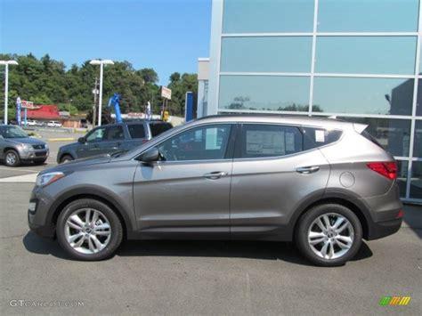 2013 Hyundai Santa Fe Sport 2 0t by 2013 Mineral Gray Hyundai Santa Fe Sport 2 0t Awd