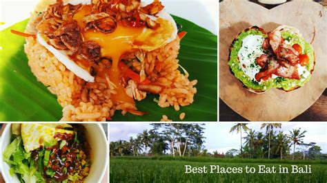 places  eat  bali sophies scran