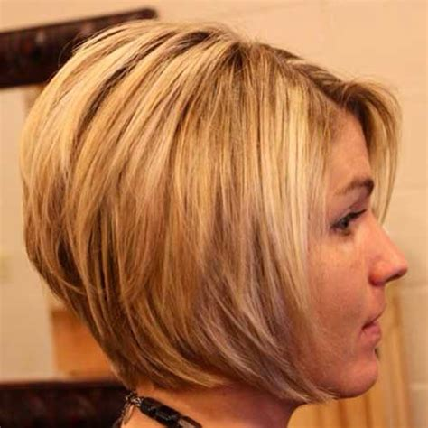 best aline bob haircuts front and back views stacked bob hairstyles back view short stacked bob haircut