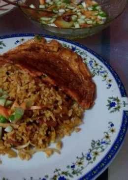 resep nasi goreng sayur enak  sederhana cookpad