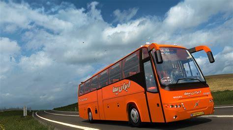 volvo truck and bus runiran volvo b12b tx v2 0 bus euro truck simulator 2 mods