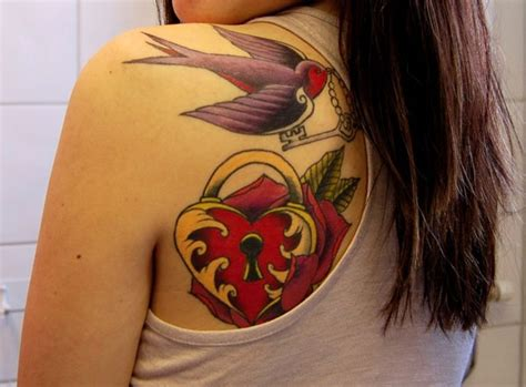 tattooed heart top 25 best heart tattoos allnewhairstyles com