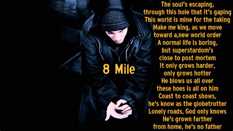eminem lose yourself lyrics eminem lose yourself 1080p hd w lyrics added download