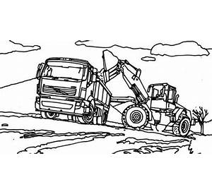 all coloring pages coloring page - Horse Trailer Coloring Pages