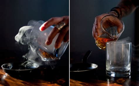 100 Whiskey Cocktail Photography Why Artisan Ice