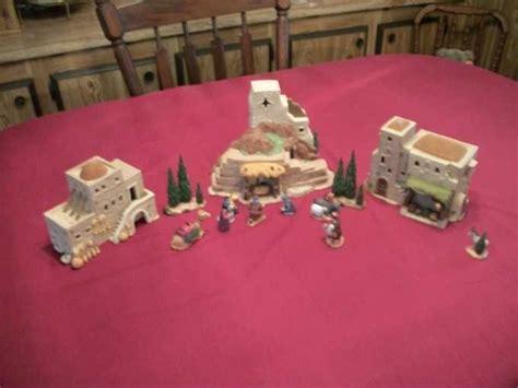 department 56 nativity scene