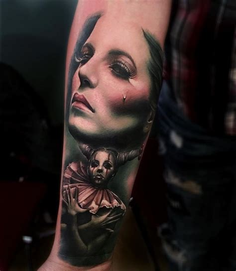 professional tattoo ink sam barber a artist from uk member of pro teams