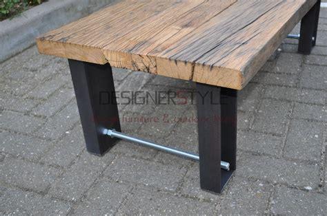 oude industriele salontafel industri 235 le salontafels designerstyle nl ontwerpt en