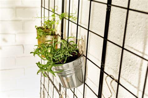 enrejado ikea barso groen aan de muur maison belle