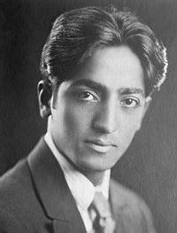 Jiddu Krishnamurti - Wikiquote