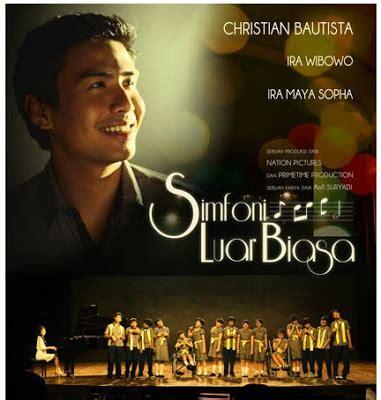 film cinta luar biasa full movie film simfoni luar biasa berita informasi terbaru update