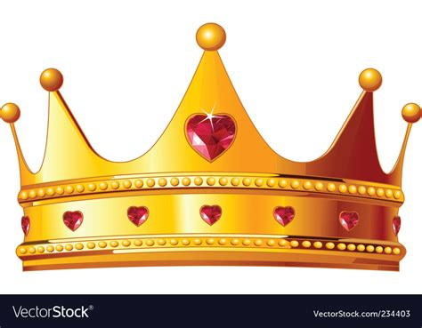king crown images crown royalty free vector image vectorstock