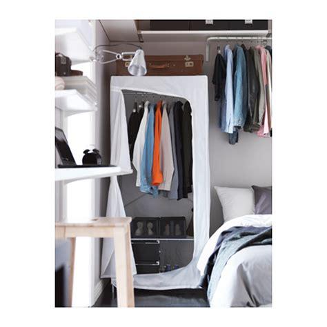 Ikea Zip Up Wardrobe breim wardrobe white 80x55x180 cm ikea