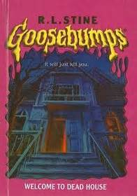 welcome to dead house goosebumps tb unnumbered r l