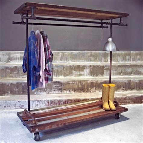 How To Make Garment Rack by 25 Best Ideas About Hanging Clothes Racks On Clothes Rack Bedroom Clothes Racks