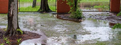 how to stop flooding with these landscape drainage solutions