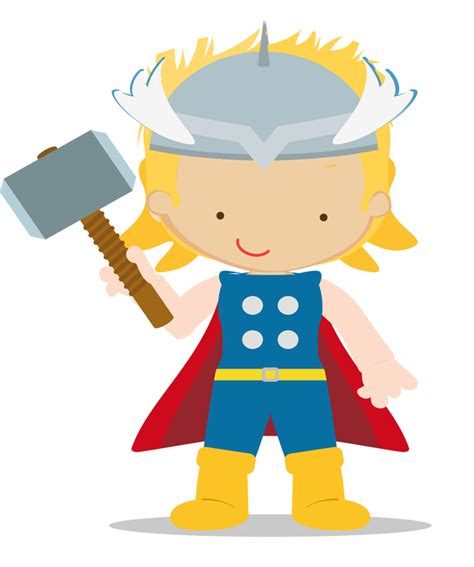 thor clipart thor clipart pencil and in color thor clipart