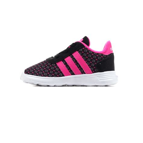 adidas neo lite racer infant trainer shoe black