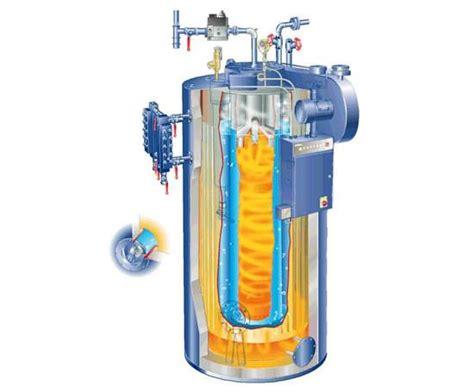 Stea Polka New Series Naura j series vertical fuel fired steam boiler fulton esi building services