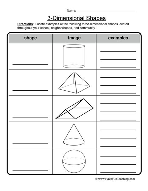 2d and 3d shapes ks2 worksheets shapes worksheets teaching