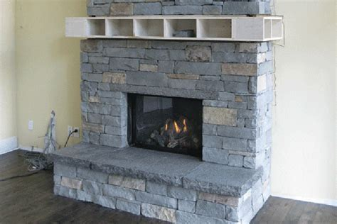 natural stone fireplace stone fireplace surround bedrock natural stone