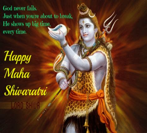 8 Big Time Breakups This Year by Happy Maha Shivratri Whatsapp Hd Animated Images