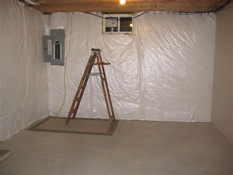 insulating exterior basement walls insulating basement walls mineral wool insulation in