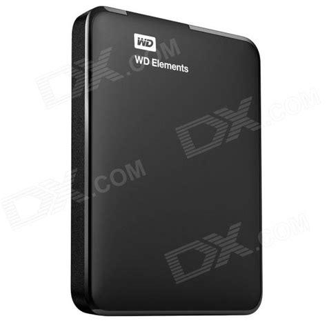 Wd Elements Harddisk Eksternal 1tb 2 5 Usb3 0 Hitam wd 2tb wd elements portable usb 3 0 drive storage wdbu6y0020bbk nesn free shipping