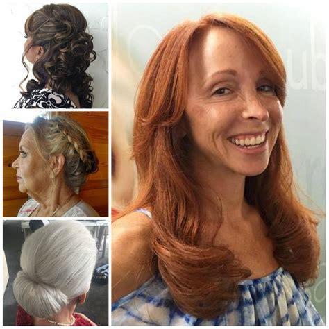 Unglaublich Lange Frisur für Ältere Frauen für 2017   Neue Frisur Stil