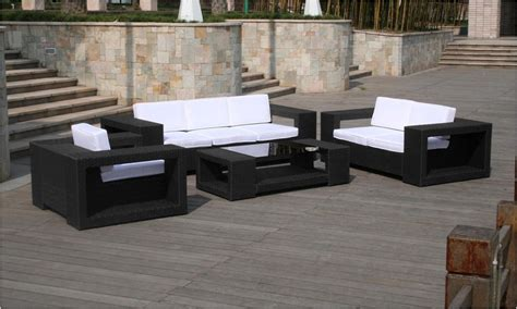 modern rattan furniture sofa set garden furniture sofa kd