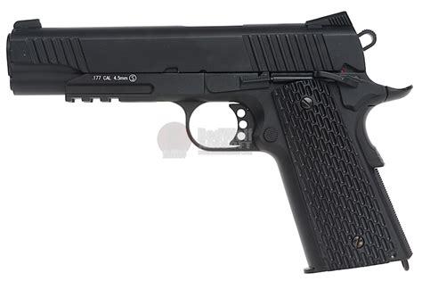 Mainan Kwc M1911 1 kwc m1911 a1 tac co2 blowback version 4 5mm air gun buy airsoft air gun from redwolf