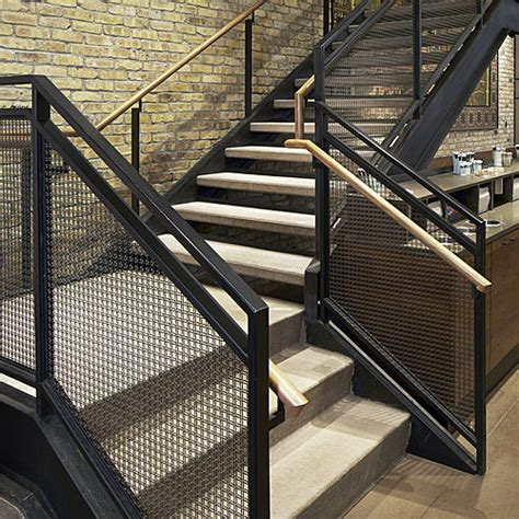 mesh banister guard mesh banister guard images of contemporary wire mesh stair