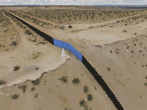 Wall Border Design Ideas by Homeland Security Puts Out Notice For Border Wall Design