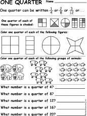fractions enchantedlearning com
