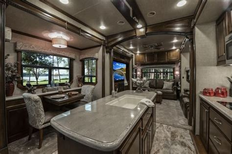 2014 drv tradition 390 luxury front living room 5th wheel 17 best ideas about luxury fifth wheel on pinterest