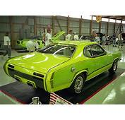 1970 71 Plymouth Duster RTS Show Car  Original Factory