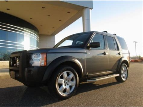 2008 land rover lr3 hse for sale sell used 2008 land rover lr3 hse 4wd navigation third row