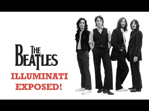 beatles illuminati the beatles illuminati exposed