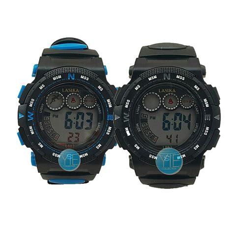 Jam Tangan Anak Water Resist lasika jam tangan anak anak l883 water resistant elevenia