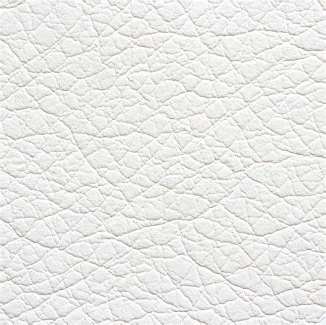 Leather White synthetic white leather texture or background stock