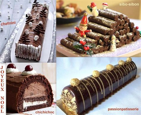 Decoration Buche De Noel Maison by Decoration Buche De Noel Chocolat