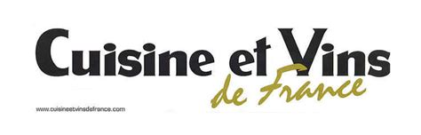 cuisine et vin article de presse cuisine et vins de