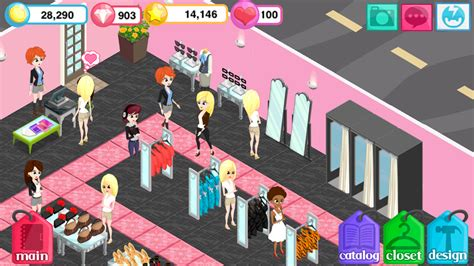 design clothes shop games fashion story android apps on google play