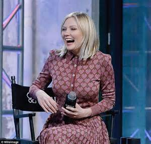 Ignorant Of The Day Kirsten Dunst by Kirsten Dunst Admits Bubbly After Golden