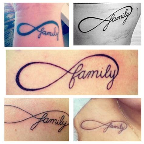 infinity tattoo your dumb word here tattoos white girls like