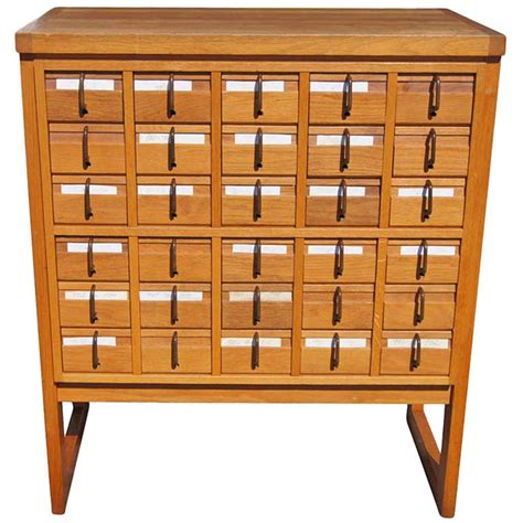 library cabinet for sale library card catalog for sale
