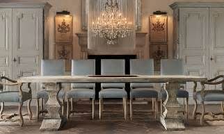 Dining Room Table Hardware Rooms Restoration Hardware Bleached Dated Wood Tresses