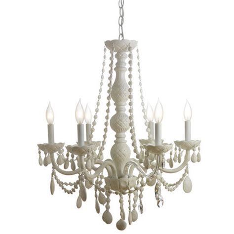 White Chandelier How Do I Thee Chandelier Chic